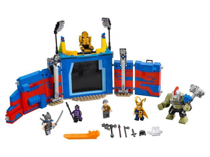 LEGO Super Heroes 76088 Thor