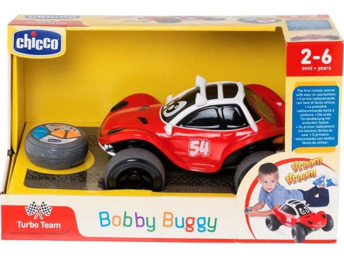 Autíčko na dálkové ovládání Bugatka Bobby