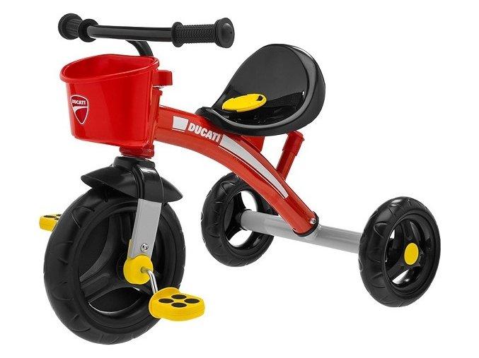 Tříkolka Ducati
