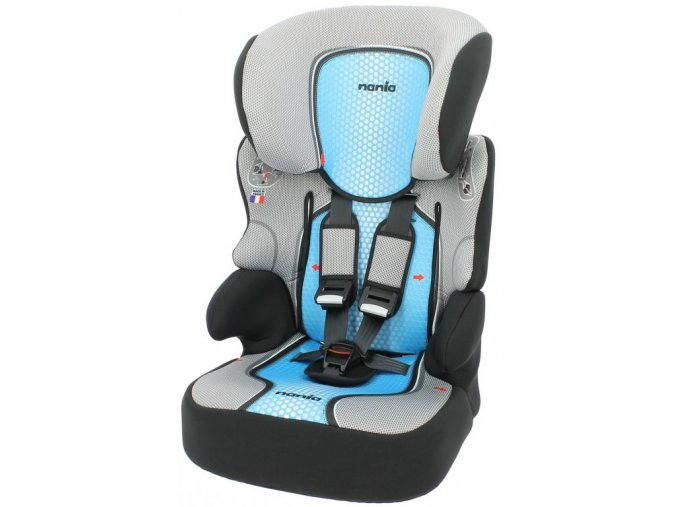 Autosedačka Beline SP Pop Blue 2017 modrá 9-36 kg