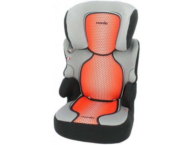 Autosedačka Befix SP Pop Red 2017 červená 15-36 kg
