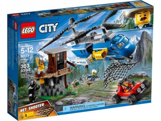 LEGO City Police 60173 Zatčení v horách