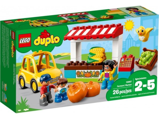 LEGO DUPLO Town 10867 Farmářský trh