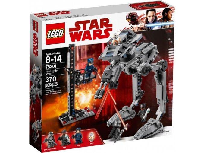 LEGO Star Wars 75201 AT-ST™ Prvního řádu