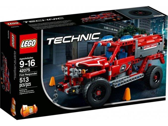 LEGO Technic 42075 Záchranné auto