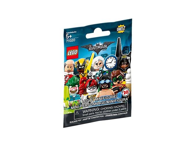 LEGO Minifigures 71020 BATMAN MOVIE - 2. série