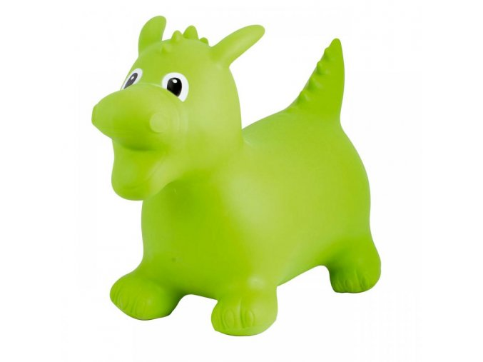 hopsadlo dracek zeleny