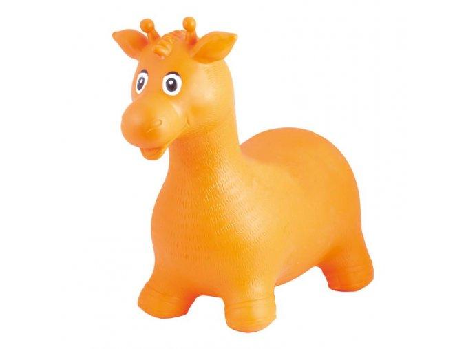 hopsadlo zirafa oranzova