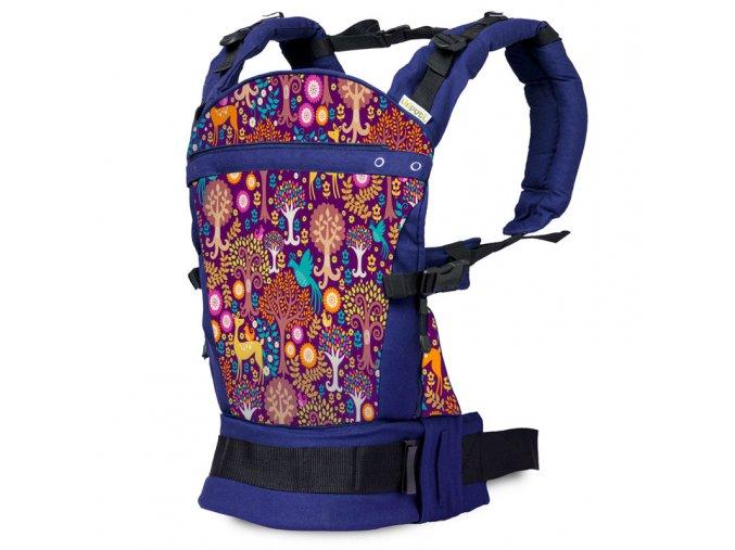 LLPT828 liliputi nositko magic forest na noseni deti ergonomicke nositko noseni deti nositko pro deti