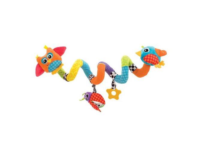 Playgro - Spirála se zvířátky
