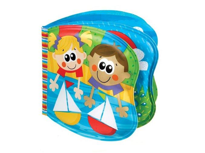 Playgro - Koupací knížka děti v parku