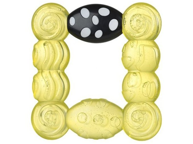Playgro - Žluté chladivé kousátko