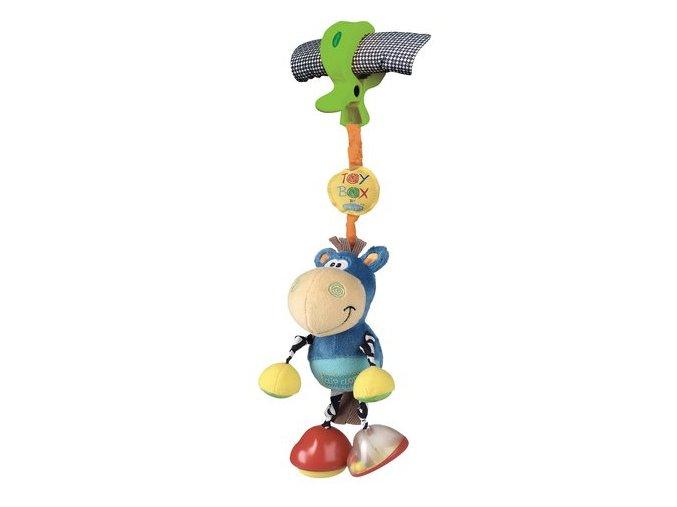 Playgro - Závěsný oslík s klipem