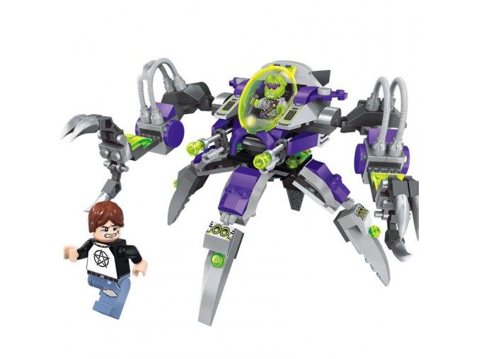 Enlighten Brick 1605 Mimozemský Krab-Robot