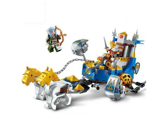 Enlighten Brick 2310 Královký Kočár