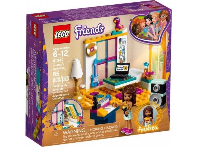 LEGO Friends 41341 Andrea a její pokojíček