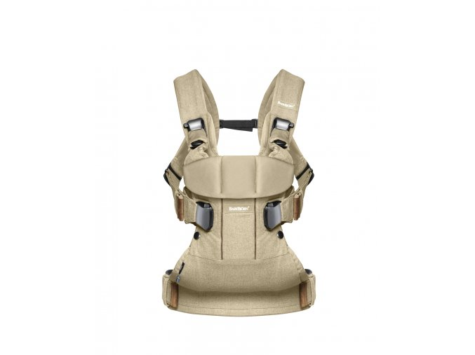 vyrp11 1941Baby Carrier One Birchwood beige Cotton Mix 1