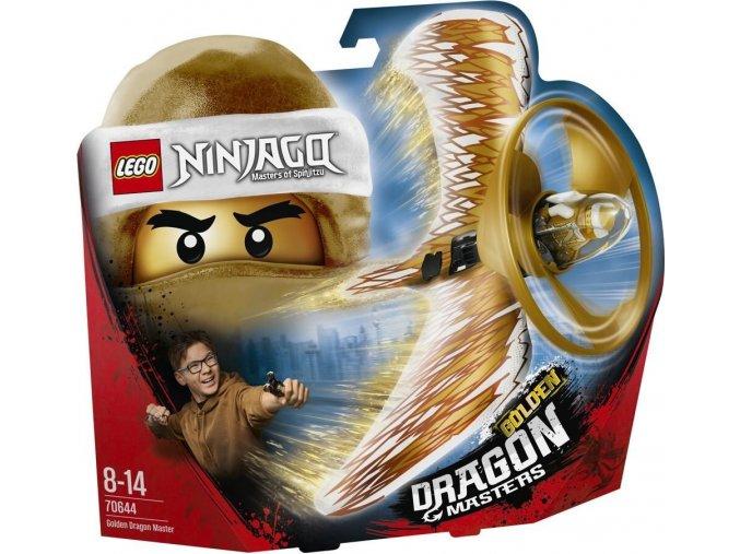 LEGO Ninjago 70644 Zlatý dračí mistr