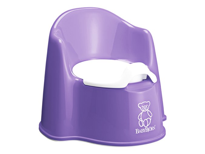babybjorn potty chair purple 1 432x470