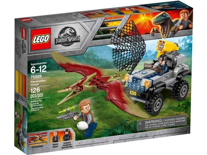 LEGO Jurassic World 75926 Hon na Pteranodona