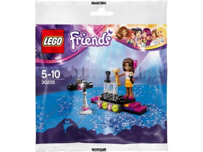 LEGO Friends 30205 Ceremoniál popové hvězdy