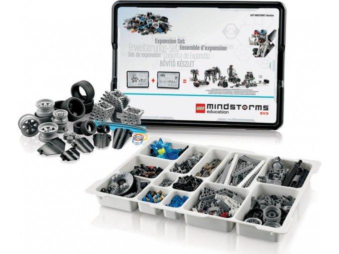 LEGO Education 45560 EV3 Doplňková souprava