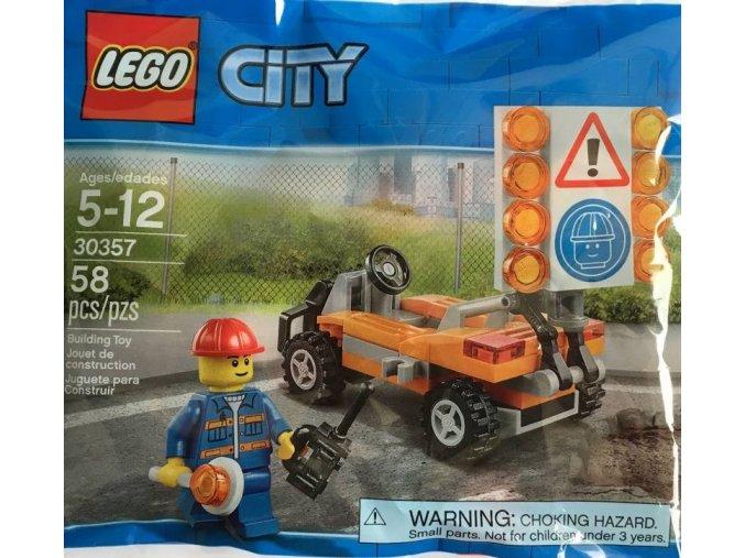 LEGO CITY 30357 Silničář