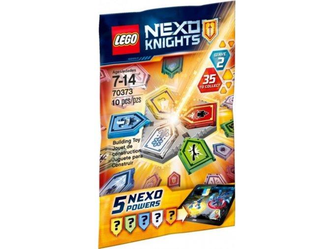 LEGO Nexo Knights 70373 Combo NEXO Síly - 2. sada