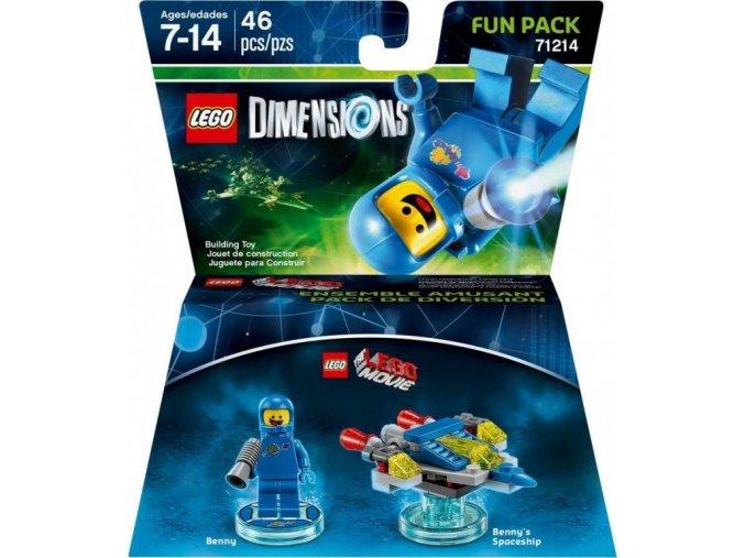 LEGO Dimensions 71214 Fun Pack: Benny