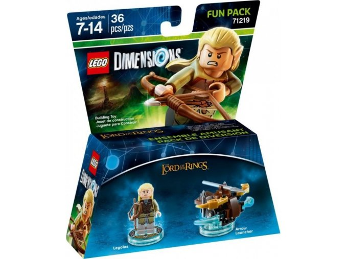 LEGO Dimensions 71219 Fun Pack: Legolas