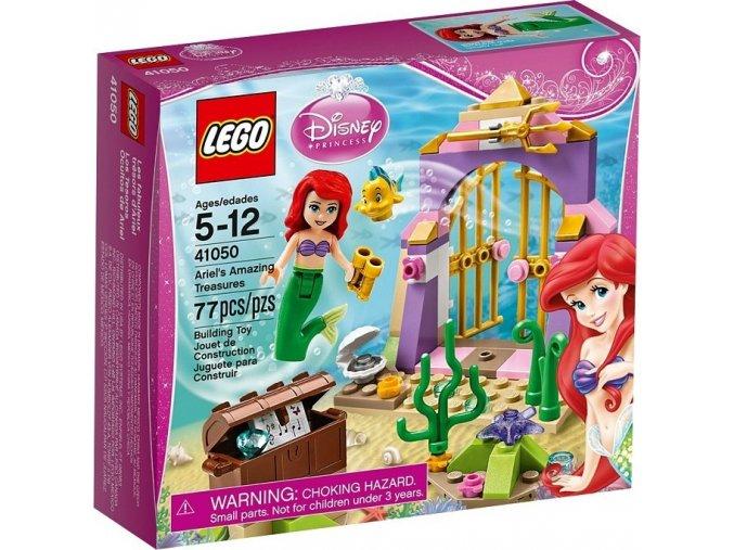 LEGO Disney 41050 Tajné poklady Ariely