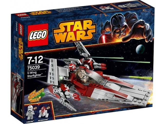 LEGO Star Wars 75039 V-Wing Starfighter