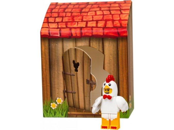 LEGO 5004468 Velikonoční minifigurka Slepička
