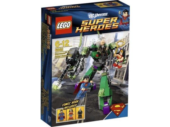 LEGO Super Heroes 6862 Superman versus Lex Luthor