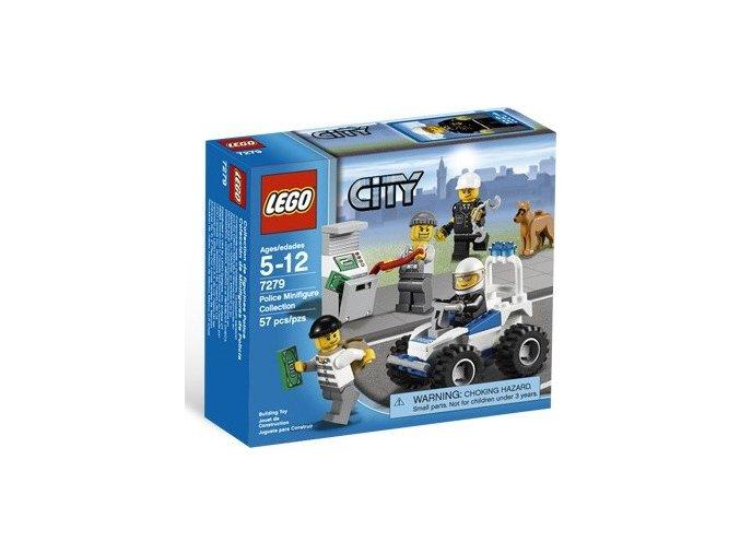 LEGO City 7279 Vyloupení bankomatu