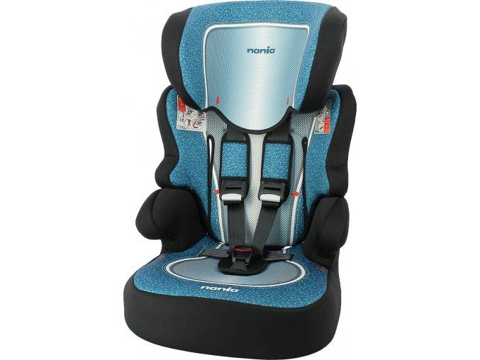 Autosedačka Beline SP Skyline Blue modrá 9-36 kg Nania 2019