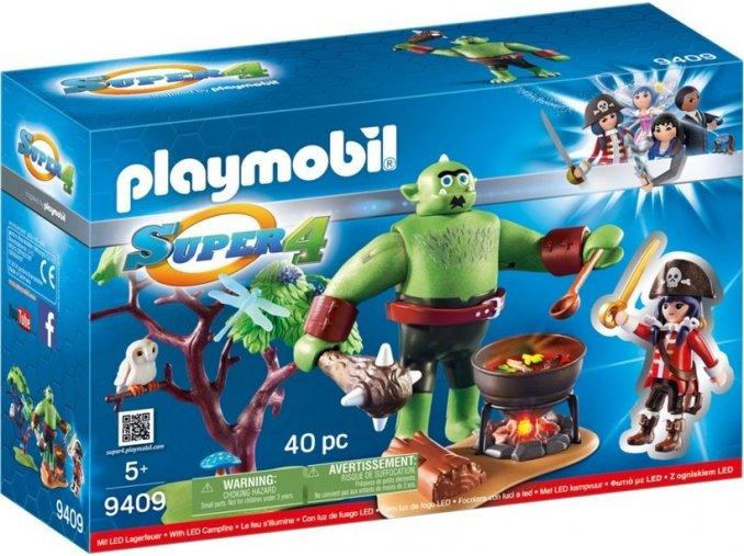 PLAYMOBIL® 9409 Obr zlobr a Ruby