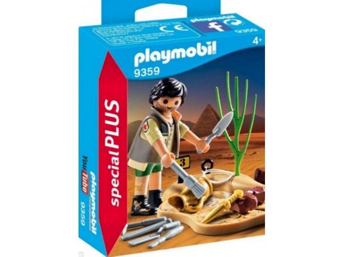 PLAYMOBIL® 9359 Archeolog