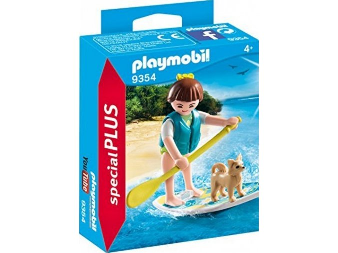 PLAYMOBIL® 9354 Paddleboard