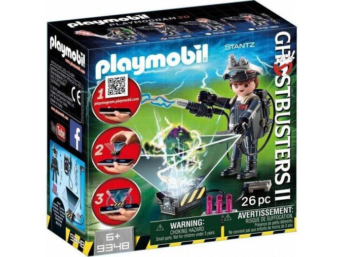 PLAYMOBIL® 9348 Ghostbusters II. Lovec duchů Stantz