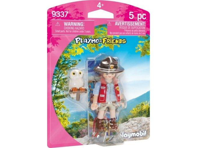 PLAYMOBIL® 9337 Strážkyně rezervace