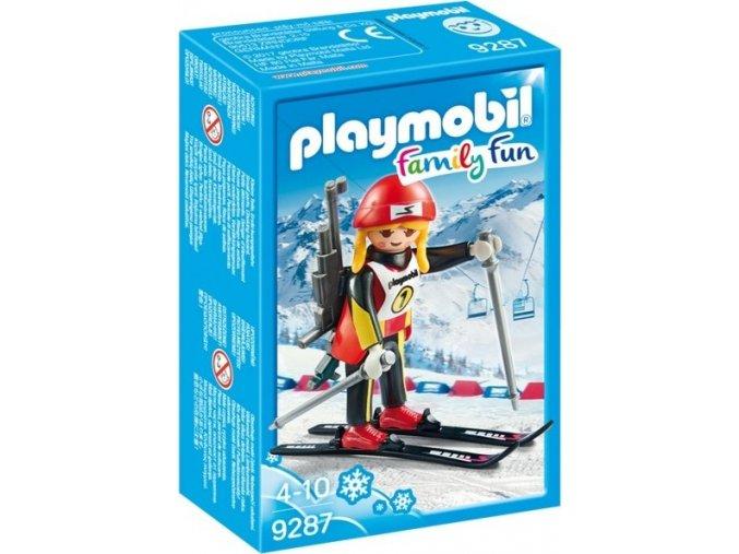 PLAYMOBIL® 9287 Biatlonistka