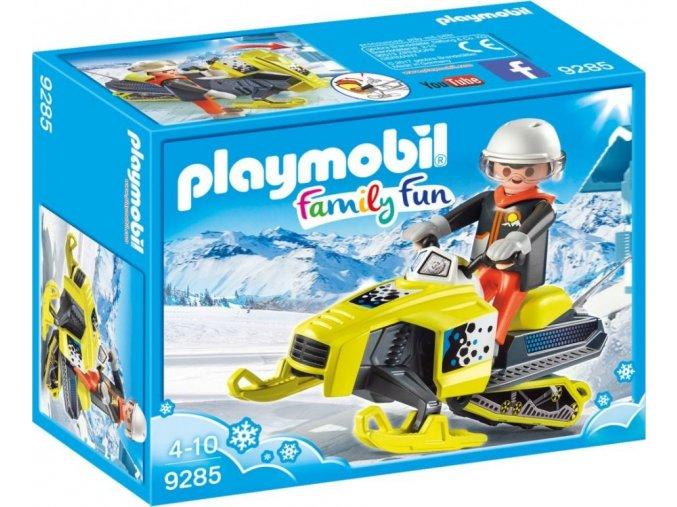 PLAYMOBIL® 9285 Sněžný skútr