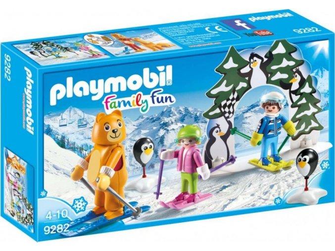 PLAYMOBIL® 9282 Lyžařská škola