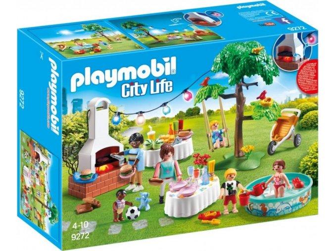 PLAYMOBIL® 9272 Venkovní večerní párty