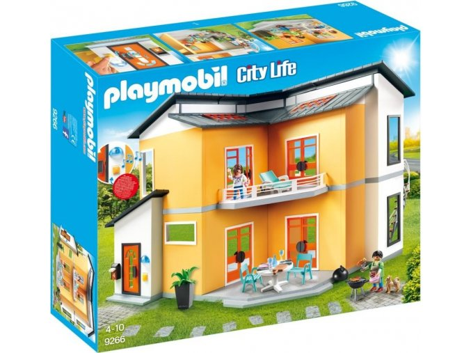 PLAYMOBIL® 9266 Moderní dům