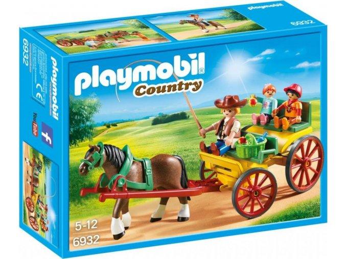 PLAYMOBIL® 6932 Drožka