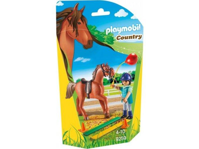 PLAYMOBIL® 9259 Koňský terapeut