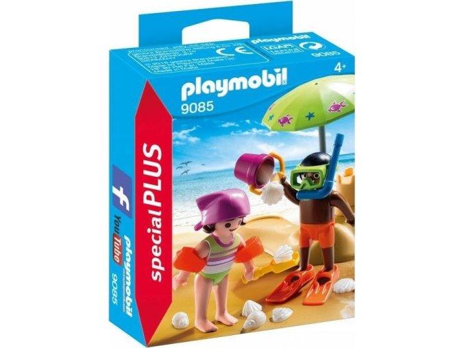 PLAYMOBIL® 9085 Děti na pláži