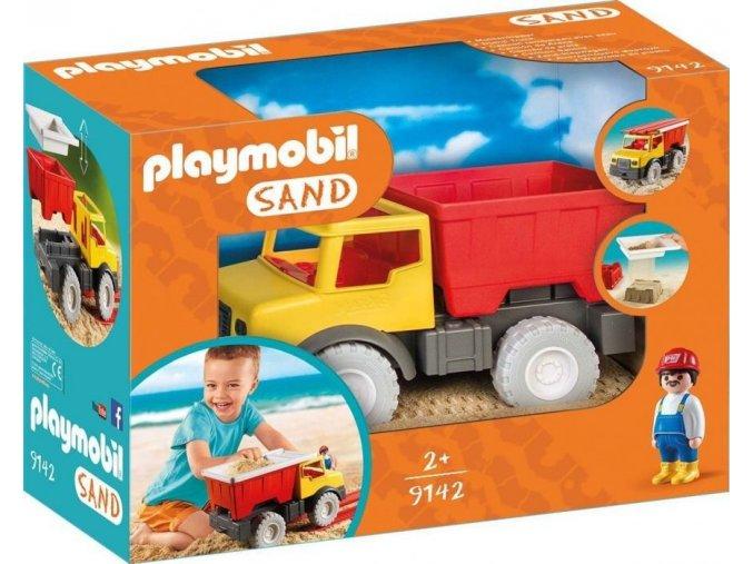 PLAYMOBIL® 9142 Sklápěč na písek
